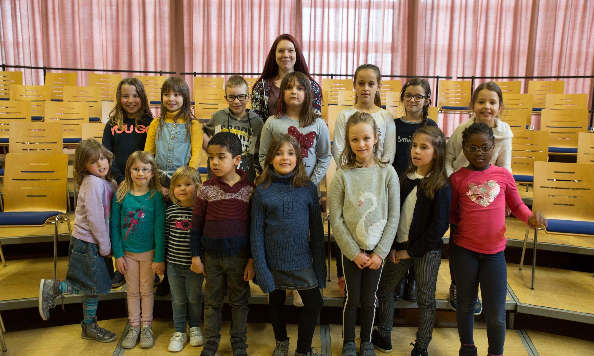 Les enfants de l'Alzette Bettembourg